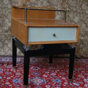 1960s G-Plan Bedside Cabinet by designer E. Gomme, £79