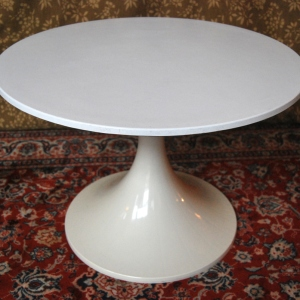1960s White Modular Coffee Table SOLD