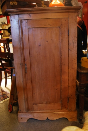 Antique Pine Cupboard £395