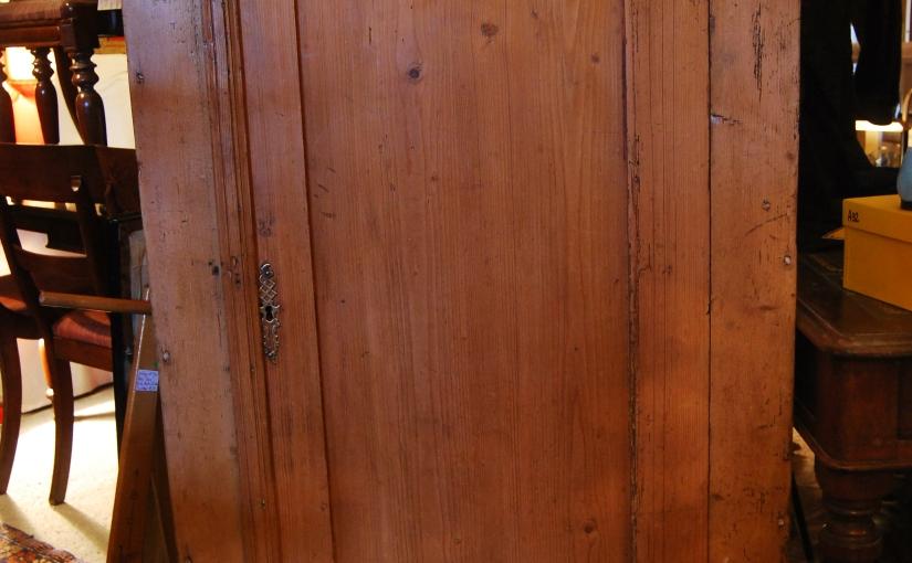 Antique Pine Cupboard£395