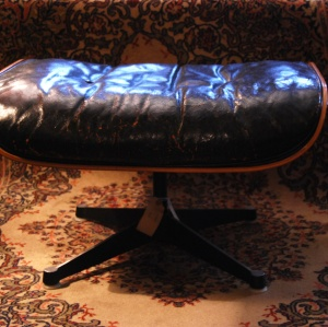 Genuine 1950s/1960s Herman Miller Charles Eames Ottoman SOLD