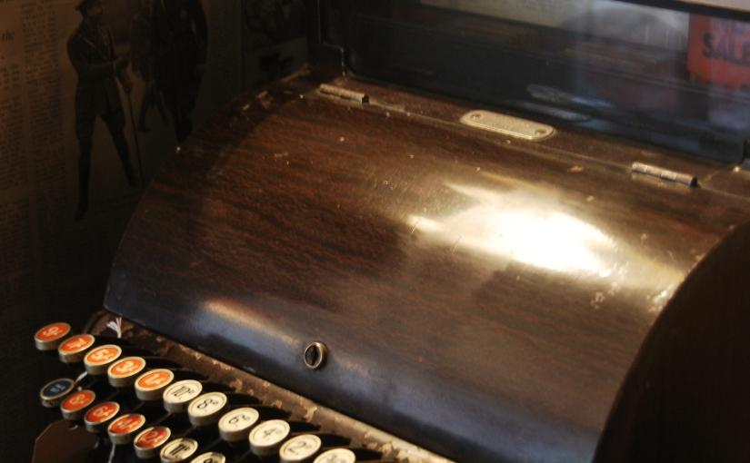 Original 1930s Cash Register,£169