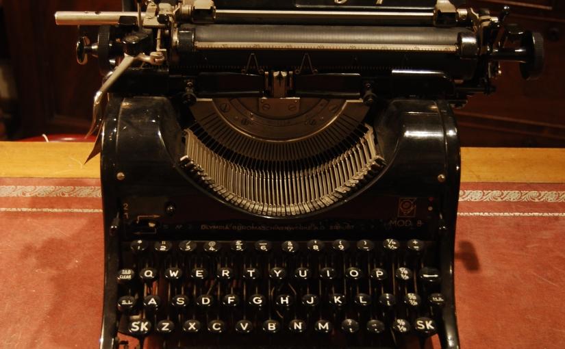Vintage Olympia Model Office Typewriter£129