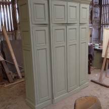 Bespoke Housemaids Cupboard 2/3
