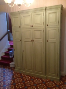 Bespoke Housemaids Cupboard Completed 3/3