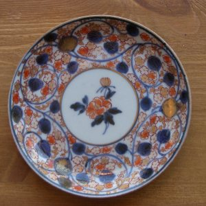 Late 17th Century / Early 18th century Japanese Imari plate
