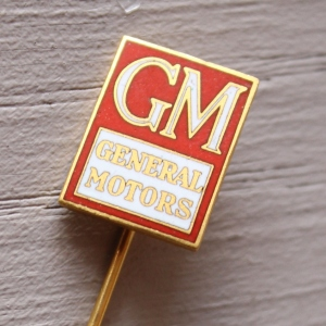 1950s GM General Motors Tie Pin, £18